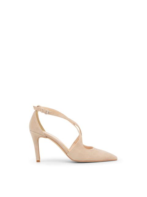 Туфлі бежеві Made in Italia 4298401