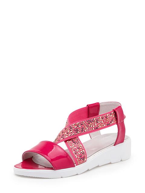 Сандалии розовые Tops 4234174