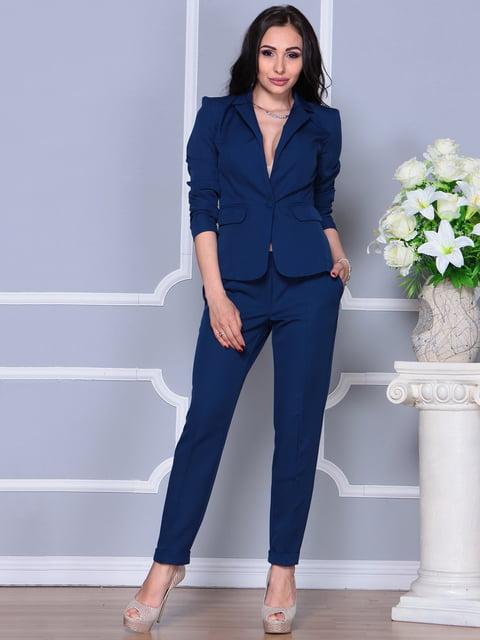 Костюм: жакет и брюки Laura Bettini 4297689