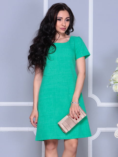 Сукня зелена Laura Bettini 4297706