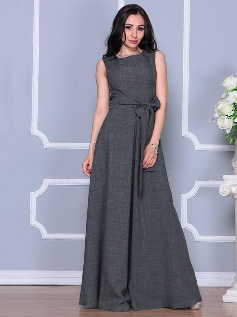 Платье графитовое Maurini 4297744