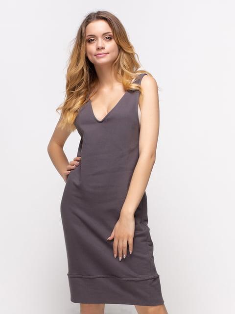 Сукня сіра Zara 3268433