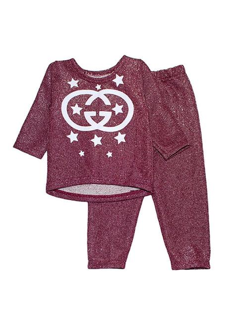 Комплект: джемпер и брюки Малыш 4238341