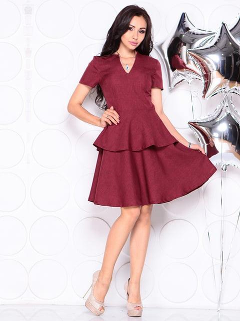 Платье светло-сливового цвета Laura Bettini 4314692