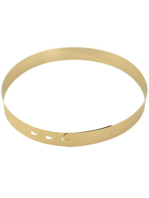 Пояс золотистий Traum 4315626