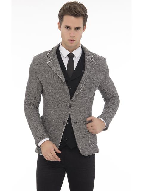 Пиджак серый RNT23 4313181