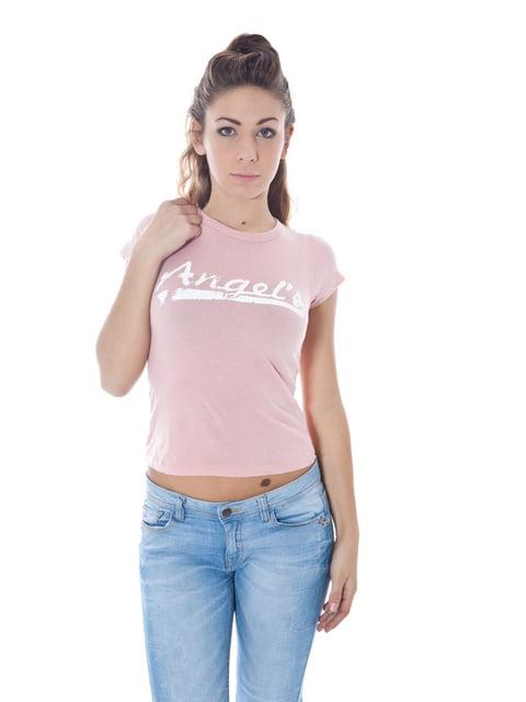 Футболка розовая Phard 4317618