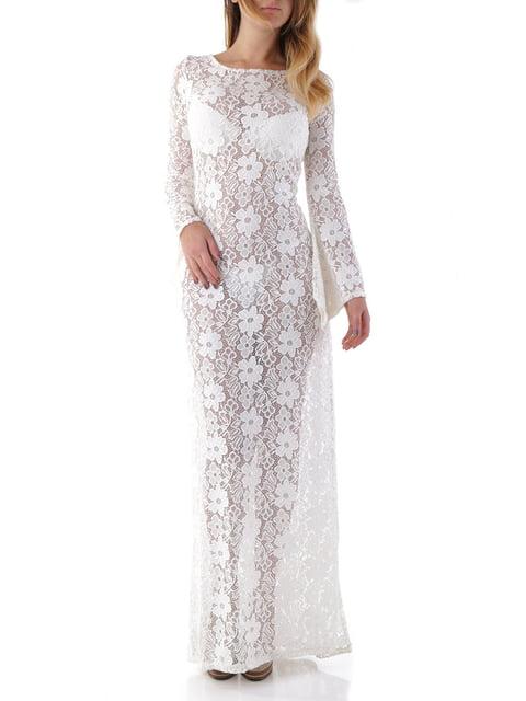 Сукня біла Sexy Woman 4317938