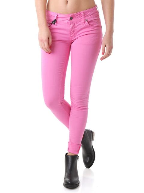 Штани рожеві Sexy Woman 4318186