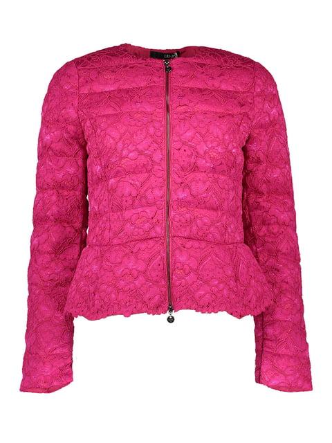 Жакет рожевий Liu Jo 4319360