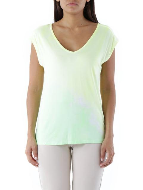 Блуза светло-зеленая Sexy Woman 4321016