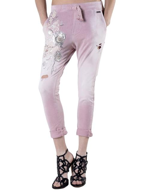 Брюки розовые Sexy Woman 4321590