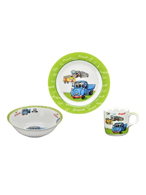 Набір дитячого посуду (3 предмета) LIMITED EDITION 4320440