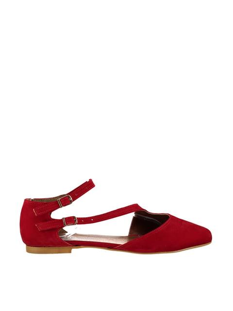Туфли красные Fox 4325531
