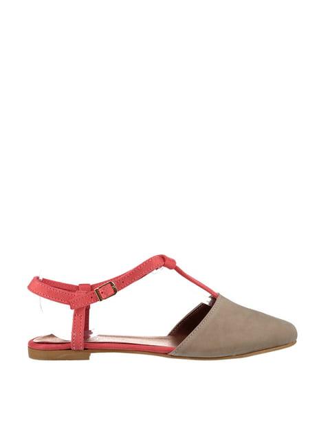 Туфлі двоколірні Fox 4325556