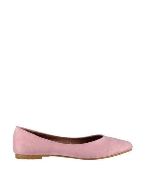 Балетки розовые Fox 4325581