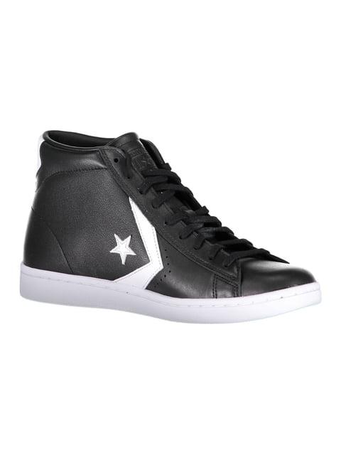Кеди чорні Converse 4336952