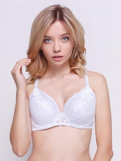 Бюстгальтер білий Lenka 4327554