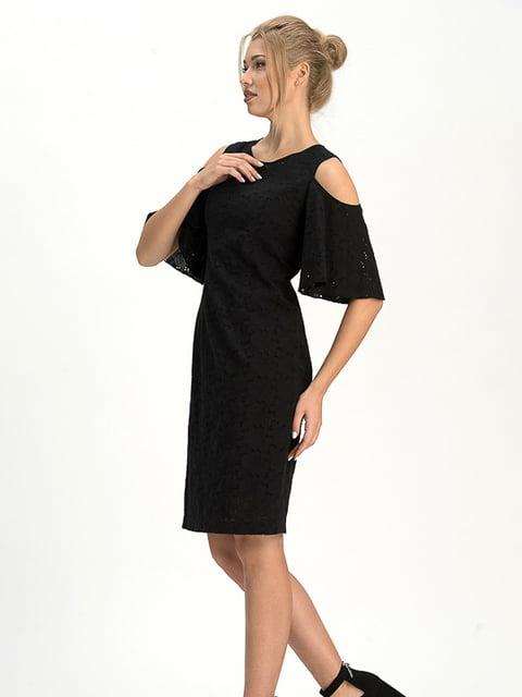 Сукня чорна Lesya 4068396