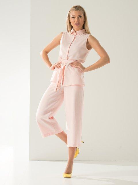 Блуза розовая Lesya 4177911