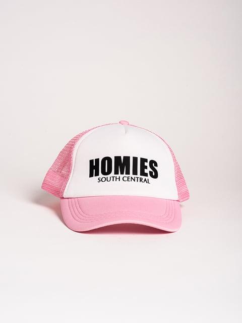 Бейсболка рожева Magnet 4298607