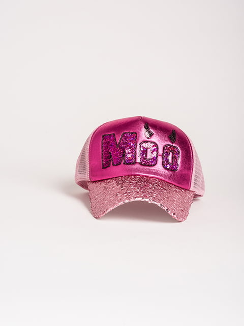 Бейсболка рожева Magnet 4298630