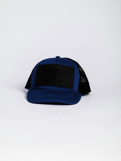 Бейсболка чорно-синя Magnet 4342592