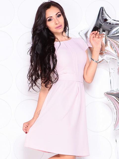 Платье бежевое Laura Bettini 4331724