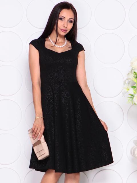 Сукня чорна Laura Bettini 4343317