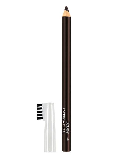 Олівець для брів №1 (1 г) Debby 4346840