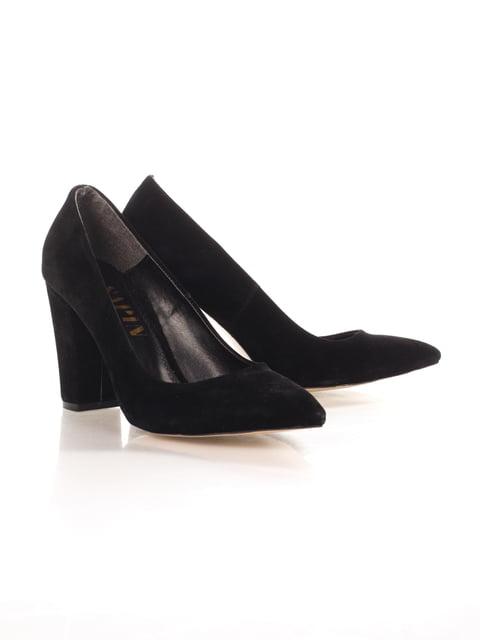 Туфли черные SAPIN 3937485