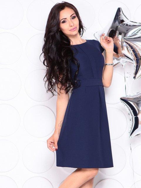 Платье темно-синее Laura Bettini 4347174
