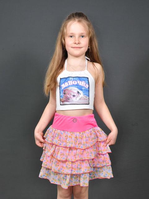 Спідниця рожева Lider Class 4261763