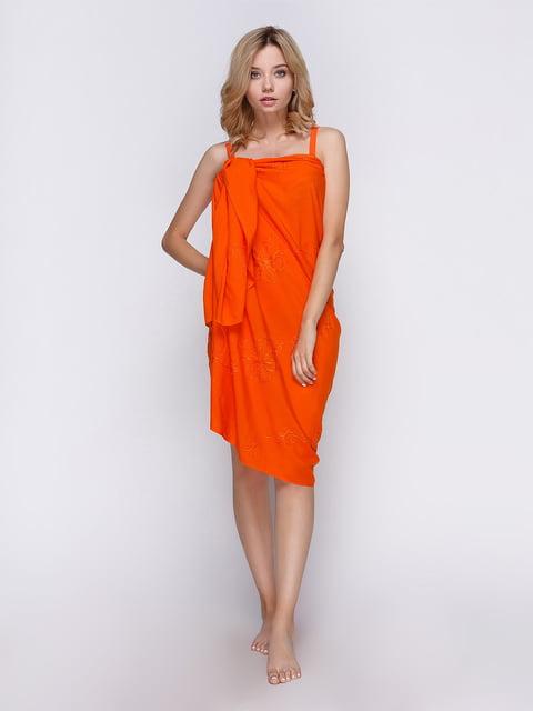 Парео оранжевое Country House 4329318
