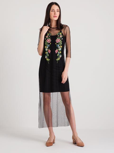 Сукня чорна PINK PEARL 4351105