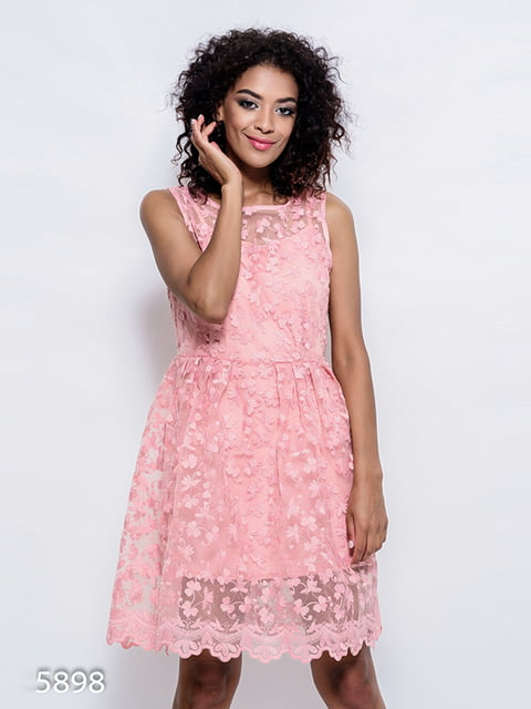 Платье бежевое Magnet 4352353