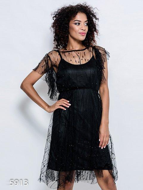 Платье черное Magnet 4352356