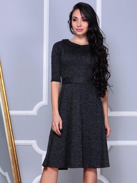 Платье черное Laura Bettini 4353132