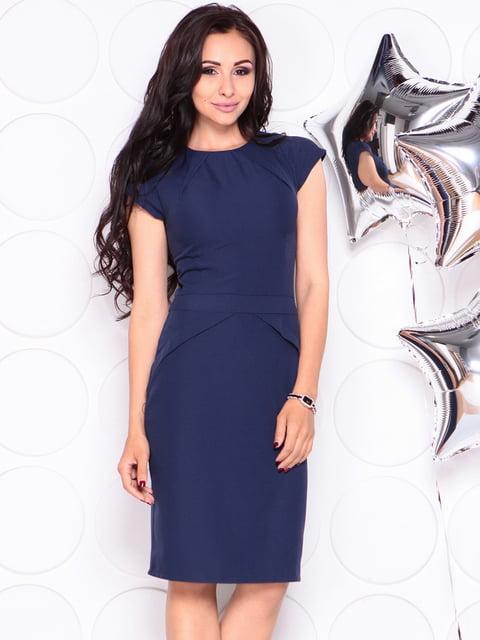 Платье темно-синее Laura Bettini 4353944