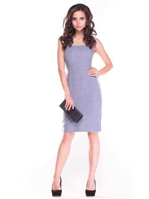 Платье цвета фиолетовой дымки Rebecca Tatti 4355258