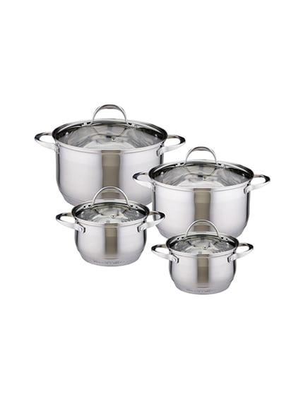 Набір посуду (8 предметів) Trendy 4356306