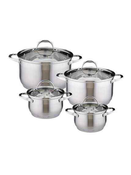 Набір посуду (8 предметів) Trendy 4356307