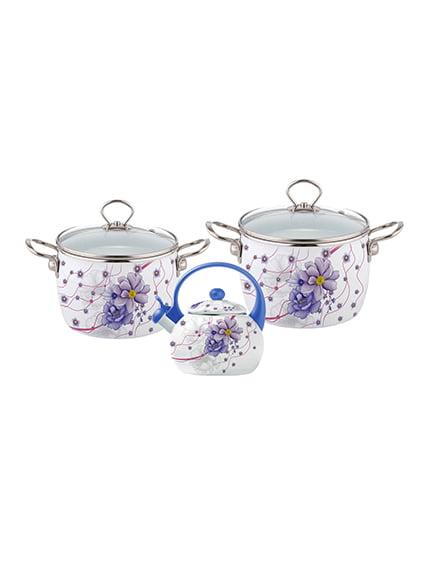Набір посуду (5 предметів) Trendy 4356314