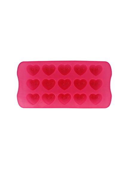Форма для льоду / цукерок «Серденька» (20,5х10х1,5 см) Trendy 4356713