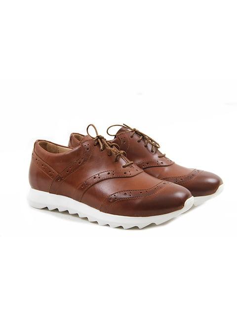 Кроссовки коричневые Tuto 4363624
