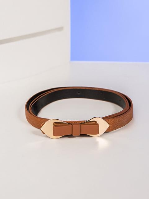 Ремень коричневый Gepur 4363960