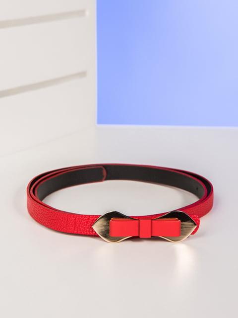 Ремень красный Gepur 4363966