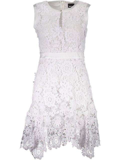 Сукня біла Just Cavalli 4361987