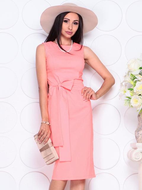 Платье коралловое Laura Bettini 4364133