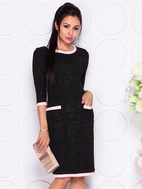Платье черное Laura Bettini 4364134